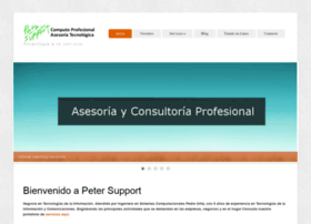petersupport.com.mx