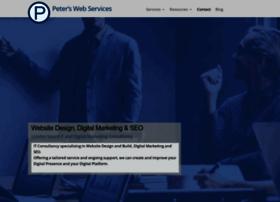 peterswebservices.com