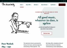 peterwarlock.org