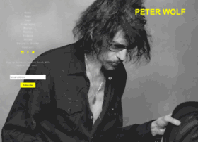 peterwolf.com