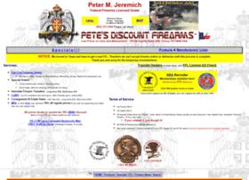 petesdiscountfirearms.com