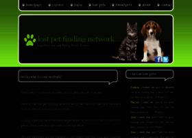 petfindingnetwork.com