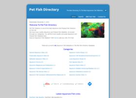 petfishdirectory.weebly.com