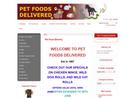 petfoodsdelivered.com.au