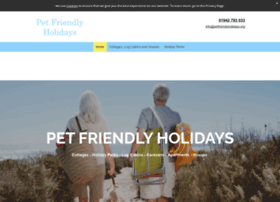 petfriendlyholidays.org