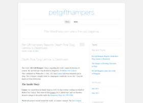 petgifthampers.wordpress.com