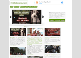 peticiones.org