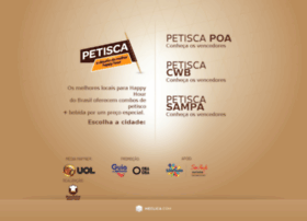 petiscabrasil.com.br