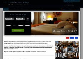petit-palace-plaza-malaga.h-rez.com