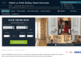 petitbelloy-stgermain.hotel-rez.com