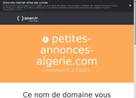 petites-annonces-algerie.com
