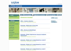 petites-annonces.uqam.ca
