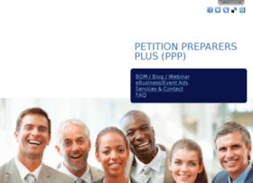 petitionpreparersplus.com