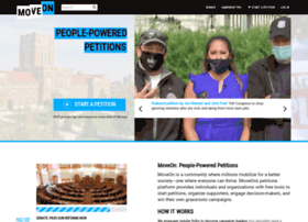 petitions.moveon.org