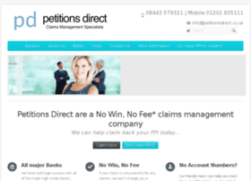 petitionsdirect.co.uk
