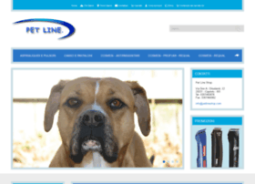 petlineshop.com