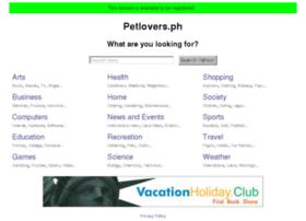 petlovers.ph