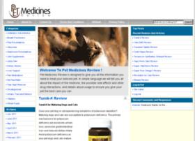 petmedicinesreview.com