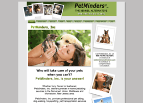petmindersinc.com