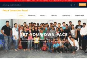 petraeducationtrust.org