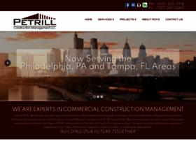 petrillconst.com