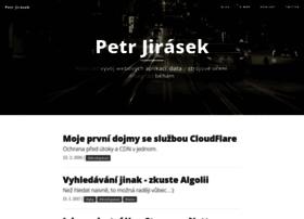 petrjirasek.cz