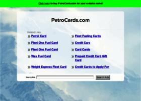 petrocards.com