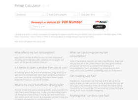 petrol-calculator.co.uk