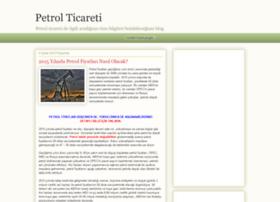 petrol-ticareti.blogspot.com