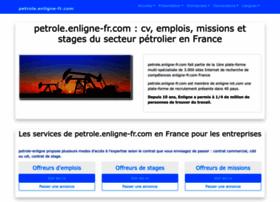 petrole.enligne-fr.com