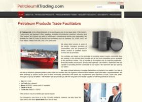 petroleumktrading.com
