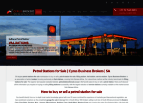 petrolstationsforsale.co.za
