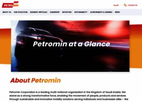 petromin.com