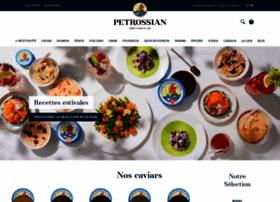petrossian.fr