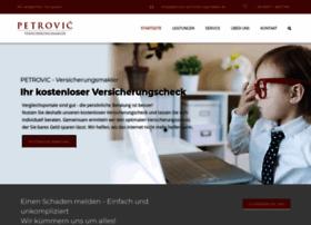 petrovic-versicherungsmakler.de