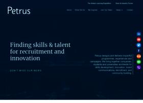 petruscommunications.com