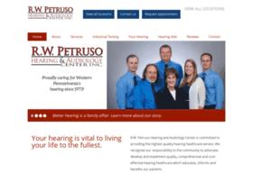 petrusohearing.com