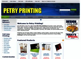 petryprinting.com