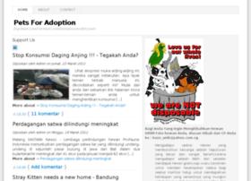 pets-for-adoption.blogspot.com