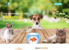 petsafari.com