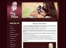 petsatpeace.com.au