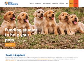 petsavers.org.uk
