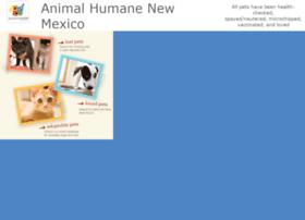 petsearch.animalhumanenm.org