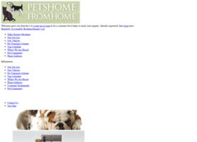 petshomefromhome.com