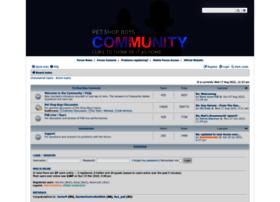petshopboys-forum.com
