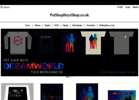 petshopboysshop.co.uk