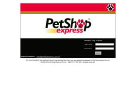 Petshopexpress.com.au