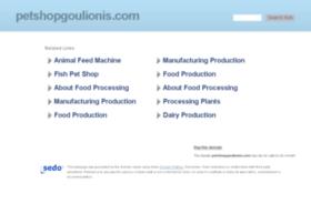 petshopgoulionis.com