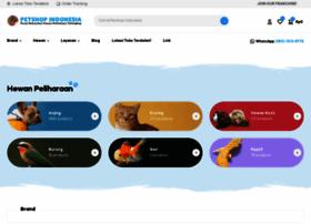 petshopindonesia.com