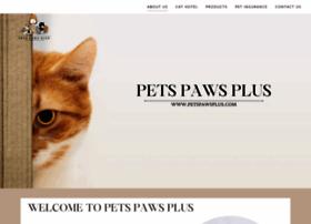 petspawsplus.com
